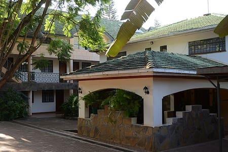 Shanema Homes- Breezy and Serene - Nairobi - Gästehaus