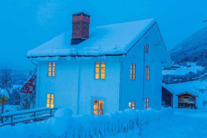 Farmhouse betw. Kvitfjell & Hafjell - Fåvang - House