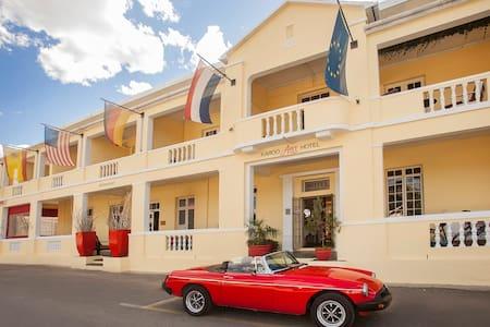 Groot Karoo Rooms in Barrydale - Barrydale - Boutique-hotel