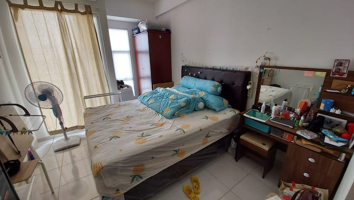 Simply Studio Room, between BSD City and Bintaro