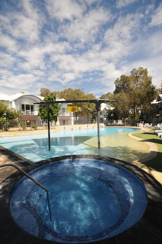 Mandurah Quay Resort Apartment - Erskine - Pis