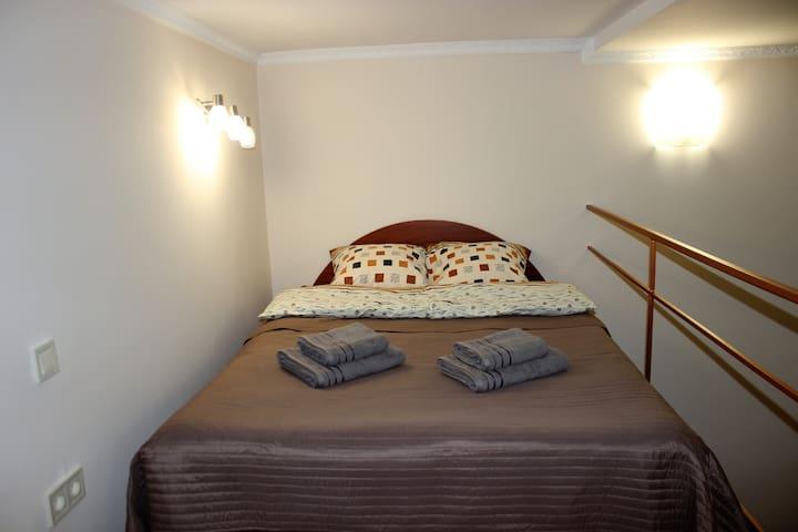Cozy apartament in the city center
