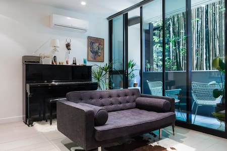 Modern city apartment close to City Centre - West Melbourne - Wohnung