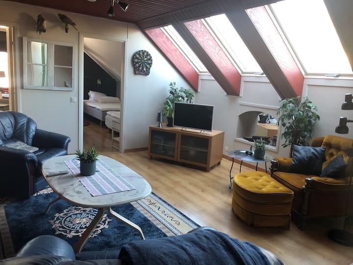 Lägenhet nära Örnsköldsvik, Höga Kusten