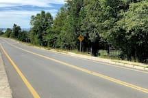 Access road 1