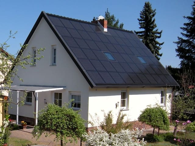 Ferienhaus Rieck - Woltersdorf - Hus