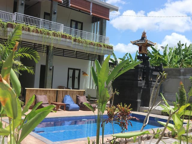 Low price Guest House in pererenan, canggu Bali