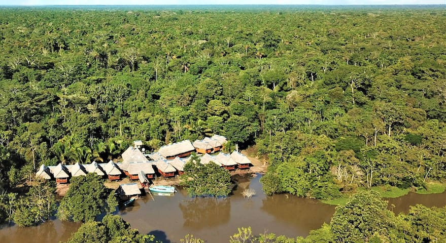 Grand Amazon Lodge & Tours - All Inclusive