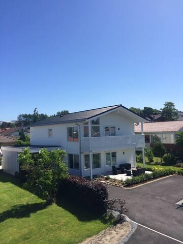 Luxury house close to Stavanger city centre