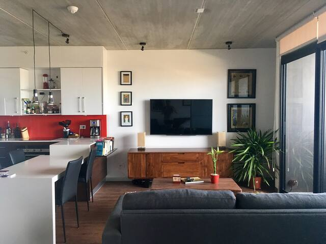 Perfect retreat in the heart of San José. - San José - Apartment