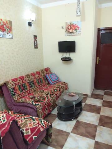 Apartments Oriental Сhalet near the sea RedSeaLine