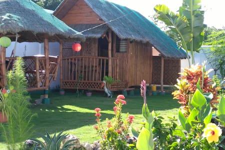 Lyn's guesthouses#bamboo inn