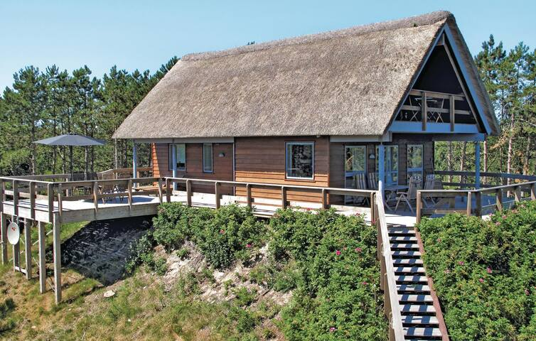 Holiday cottage with 2 bedrooms on 69m² in Rømø