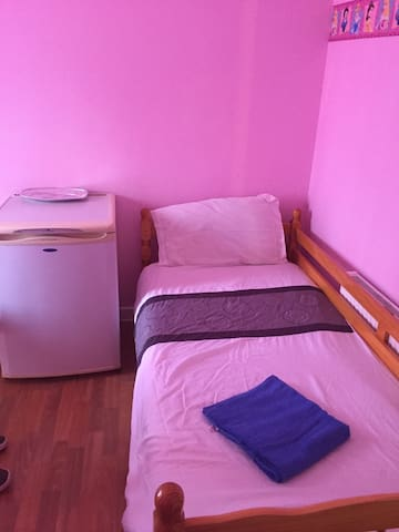 Cosy dubble room suitable for families