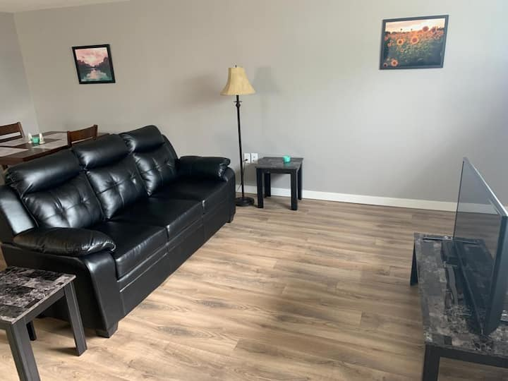 Large 3 Bed Furnished Crew/Family Suite