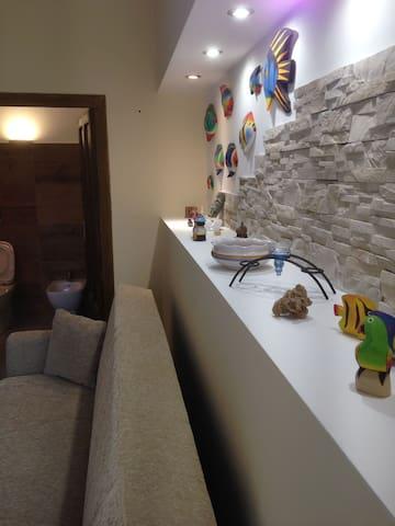 A casa di Fede