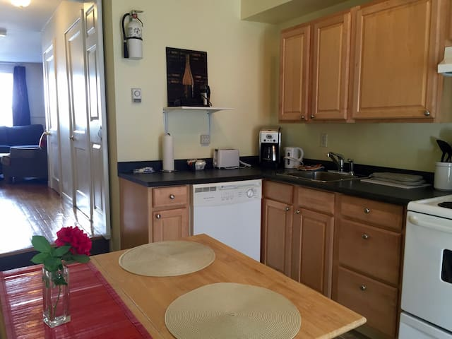 2 Bedroom | Steps from downtown | Bright & Clean - St. John's - Apartament