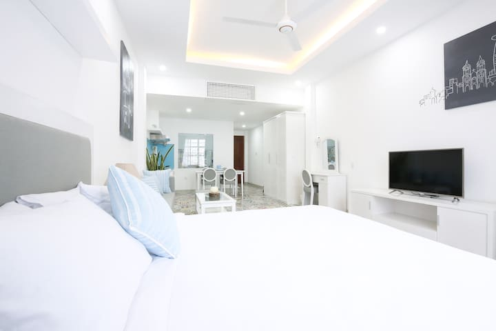 New! Boutique Apartment in Center- Balcony - Ho Chi Minh - Huoneisto