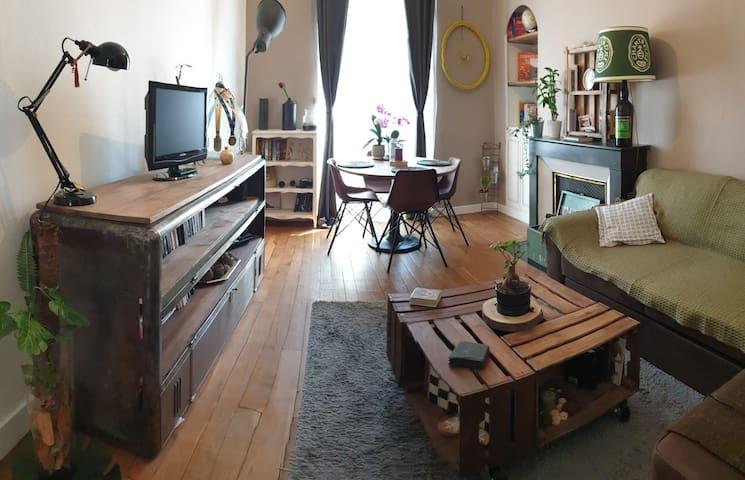 Cozy appartement in Grenoble
