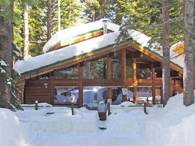 Donner Retreat! - Truckee - Haus
