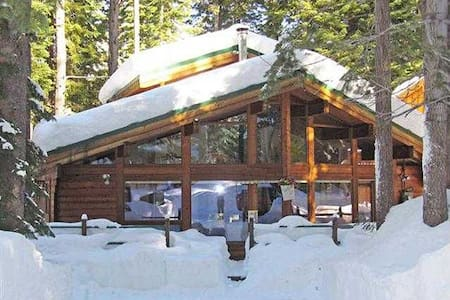 Donner Retreat! - Truckee - Hus