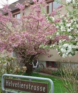 A quiet place - reasonably priced - Therwil