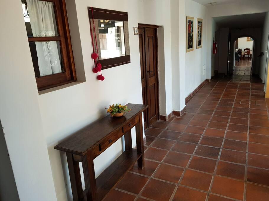 Pasillo Planta Baja