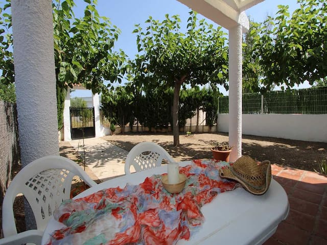 CASA ANGELA, Ideal house for your holidays near the sea, free wifil, pets allowed, dog's beach.