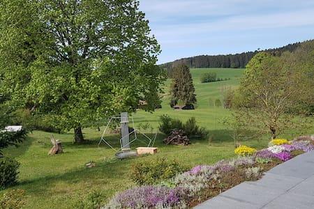 Modernes Wohnen, ruhig und naturnah im Schwarzwald