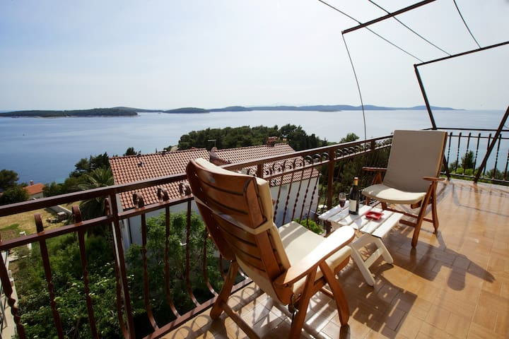Patak's place;Hvar,Stunning view/2