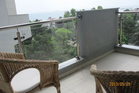3ROOM, Black sea Coast apartment  - Olimp - Pis