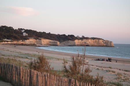 charmant studio 100m de la plage!! - Saint-Georges-de-Didonne - 公寓