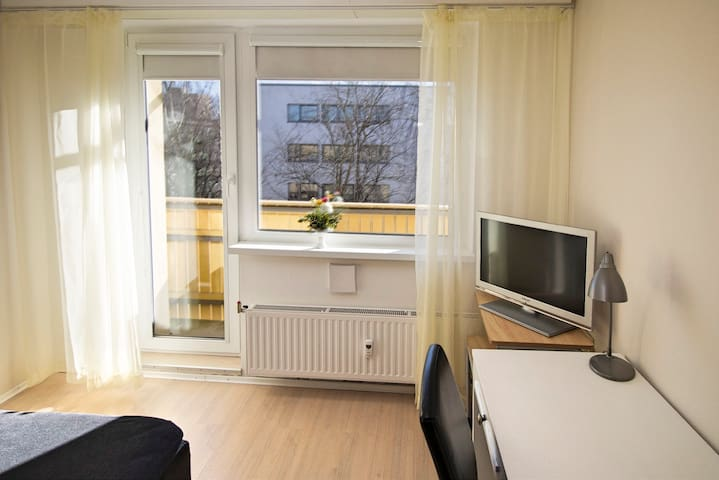 Lovely apartment near Tallinn Technical University - Tallinn - Apartment