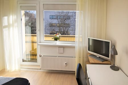 Lovely apartment near University - Tallinn - Lägenhet