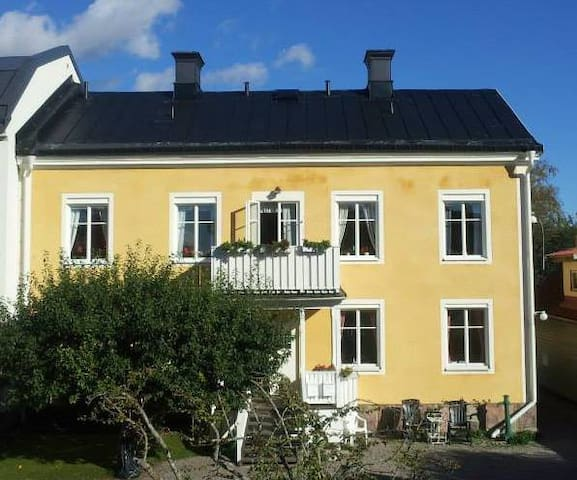 Beautiful flat in central Nyköping - Nyköping - Wohnung