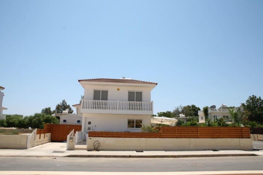 Villas To Rent Nissi Beach Cyprus
