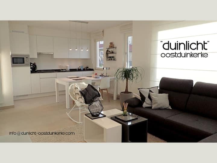Vakantie-appartement vlakbij zee te Oostduinkerke