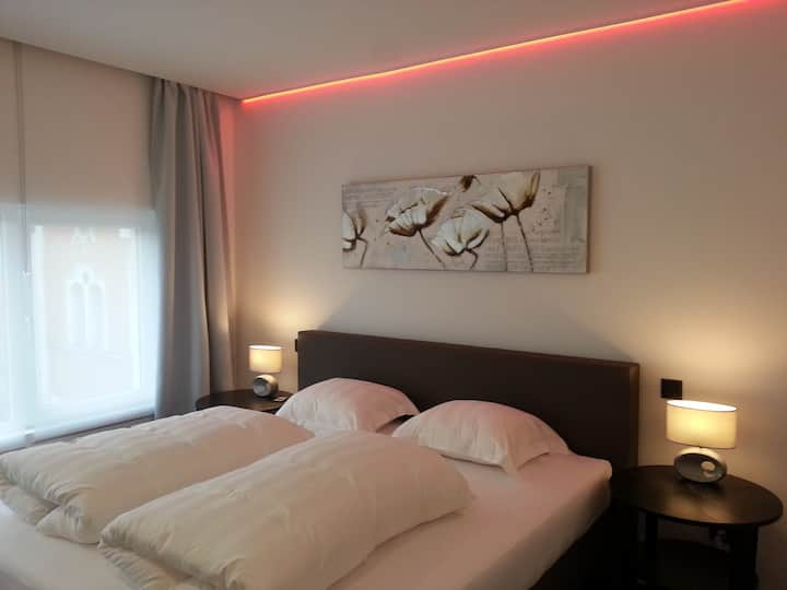 Luxury apartment in Ghent city