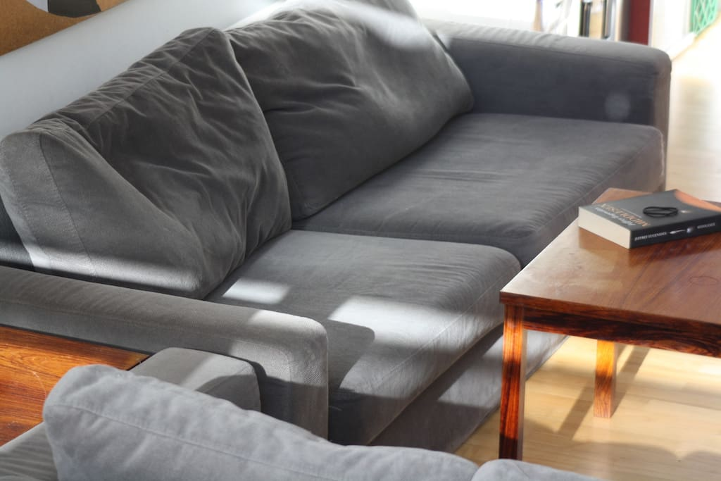 Sofas for chilling.