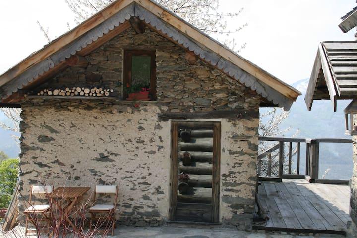 La Casetta  chambre d'hôte d'Alpage