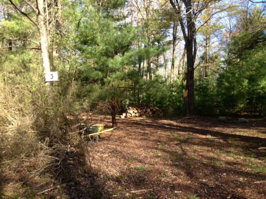 Camp Site #3