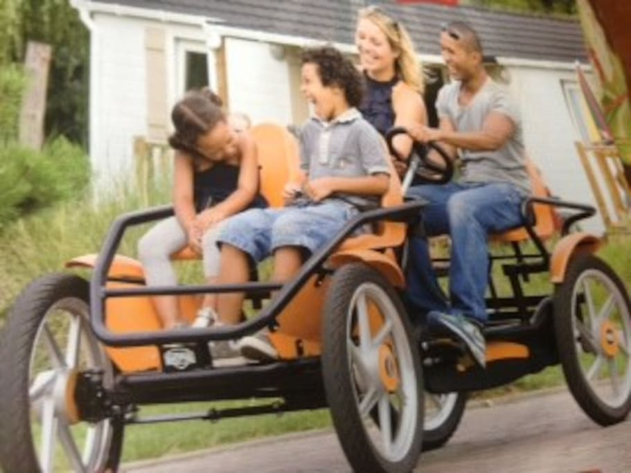 Family bike available