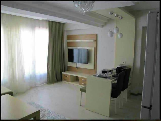 FULL EŞYALİ REZİDANCE - Antalya/ Muratpaşa /Guzel9ba - Apartmen