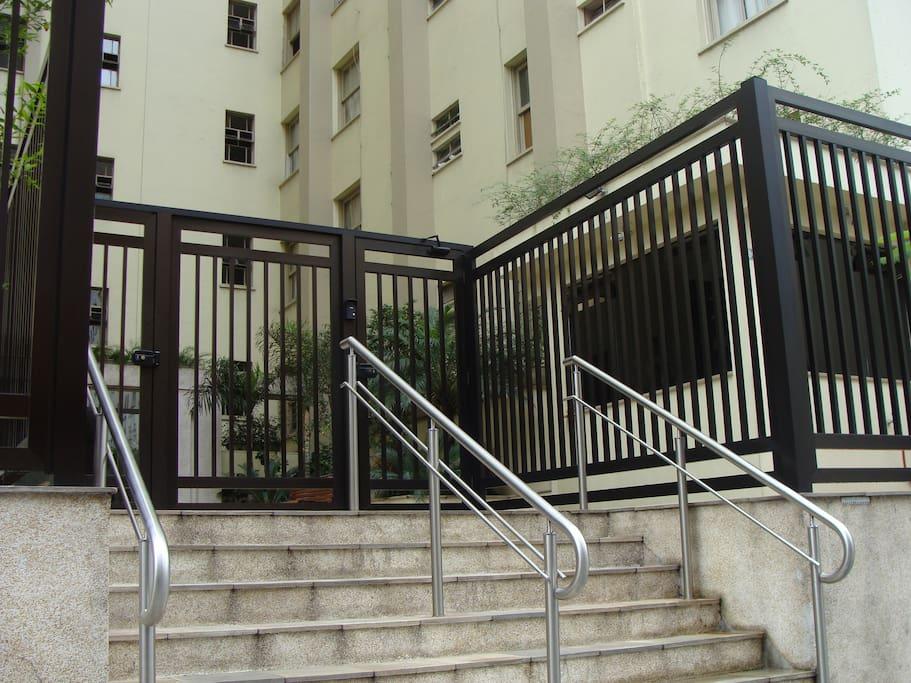 Segurity Gate