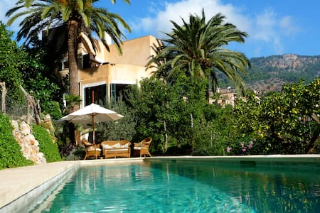 Luxuriously restored House and Pool - Fornalutx - Villa