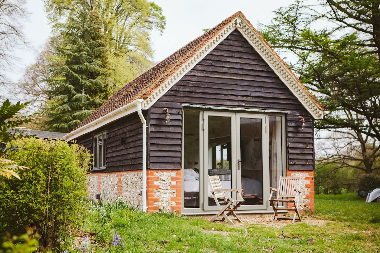 Stand alone recently converted Barn