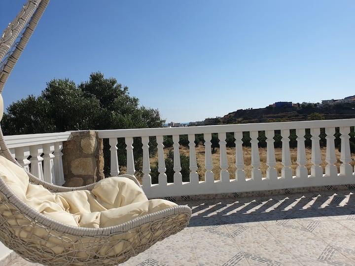 Eleon Villa with pool