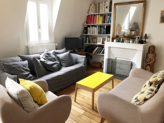Trocadero Appartement de charme