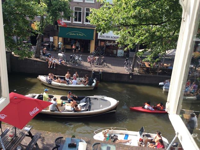 Center of Alkmaar - apartment on stunning location