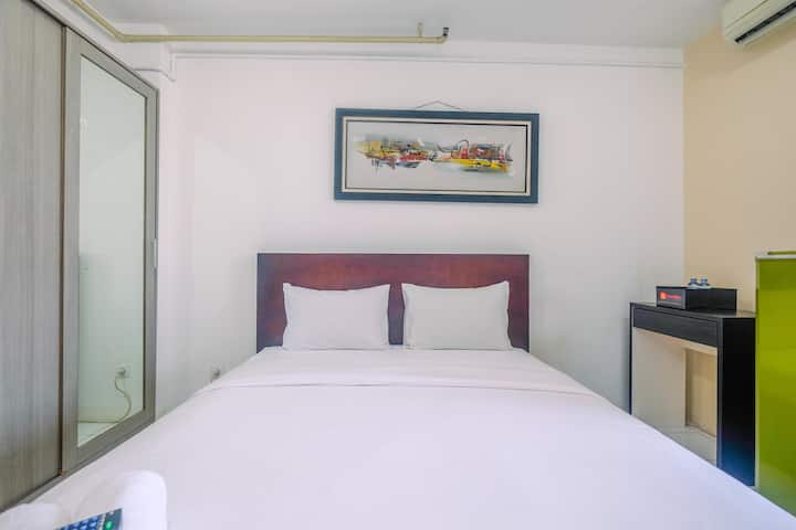 Comfy Studio Kalibata City Apartment near Station